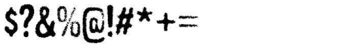 Gnuolane Grind Font OTHER CHARS