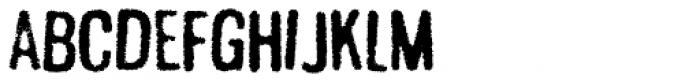 Gnuolane Jump Grind Font UPPERCASE