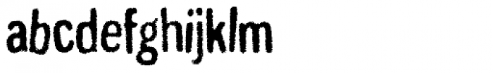 Gnuolane Jump Grind Font LOWERCASE