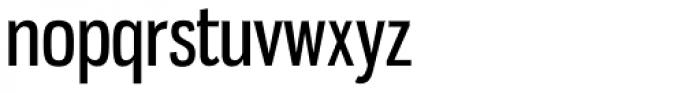 Gnuolane Regular Font LOWERCASE