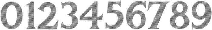 GOLDEN LINE Regular otf (400) Font OTHER CHARS