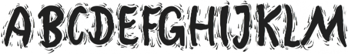 GONGGG ttf (400) Font UPPERCASE