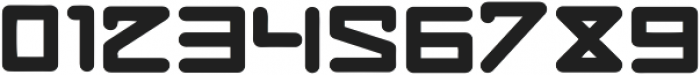 GOZBER ttf (400) Font OTHER CHARS