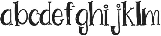 Go Doodling Font otf (400) Font LOWERCASE