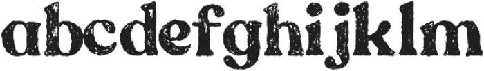 Goal Digger Filled otf (400) Font LOWERCASE