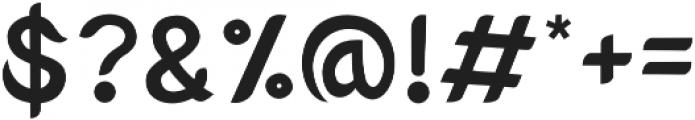 Godong Regular otf (400) Font OTHER CHARS