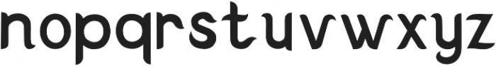 Godong Regular otf (400) Font LOWERCASE