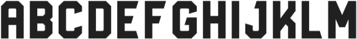 Godou Grande Sans otf (400) Font LOWERCASE