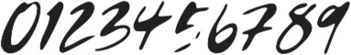 GodwitScriptWet otf (400) Font OTHER CHARS
