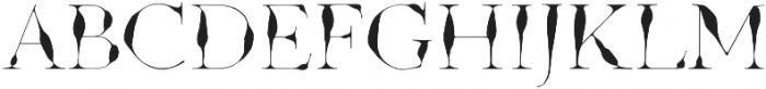 GodwitSerif otf (400) Font UPPERCASE
