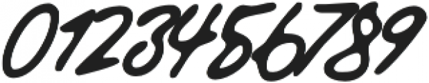 GodwitSignatureWet otf (400) Font OTHER CHARS