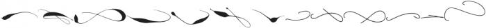 GodwitSwashes otf (400) Font UPPERCASE