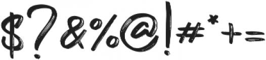 Gojira Black ttf (900) Font OTHER CHARS