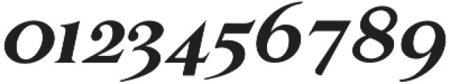 Gold Leaf Medium otf (500) Font OTHER CHARS