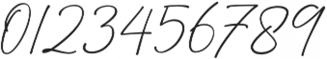 Golden Dream otf (400) Font OTHER CHARS