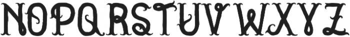 Golden Dust otf (400) Font LOWERCASE