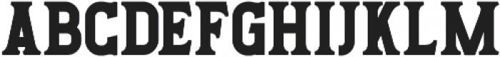 Golden Era otf (400) Font LOWERCASE