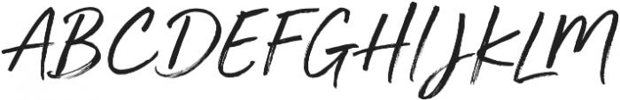 Golden Plains ttf (400) Font UPPERCASE