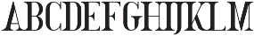 GoldenBird Up otf (400) Font LOWERCASE