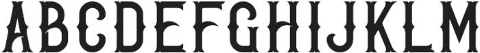 GoldenWhiskey Regular otf (400) Font UPPERCASE