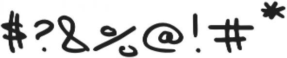 Goldenbee Regular otf (400) Font OTHER CHARS