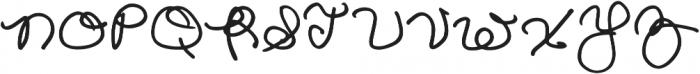 Goldenbee Regular otf (400) Font UPPERCASE