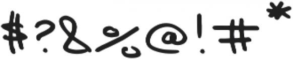 Goldenbee Regular ttf (400) Font OTHER CHARS