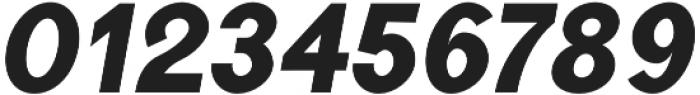 Goldsmith Black-italic otf (900) Font OTHER CHARS
