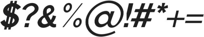 Goldsmith Regular-italic otf (400) Font OTHER CHARS