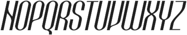 Golf Bold Italic ttf (700) Font UPPERCASE