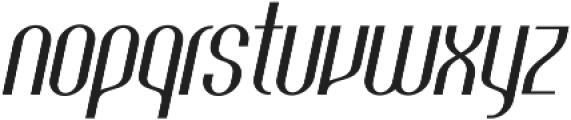 Golf Bold Italic ttf (700) Font LOWERCASE