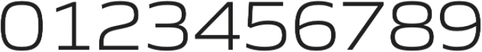 Gomme Sans Light otf (300) Font OTHER CHARS