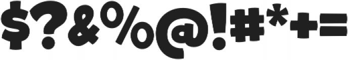 Good Eatin Pro AOE Regular otf (400) Font OTHER CHARS