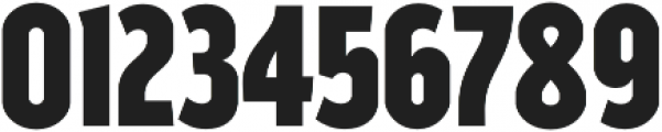 Good News Sans Bold Condensed otf (700) Font OTHER CHARS