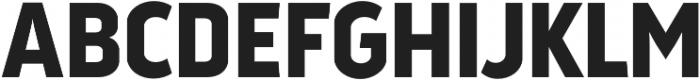 Good News Sans Bold otf (700) Font UPPERCASE