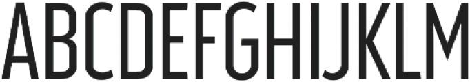 Good News Sans Light Condensed otf (300) Font UPPERCASE