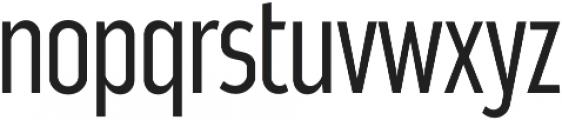 Good News Sans Light Condensed otf (300) Font LOWERCASE