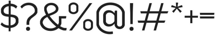 Good News Sans Light Extended otf (300) Font OTHER CHARS