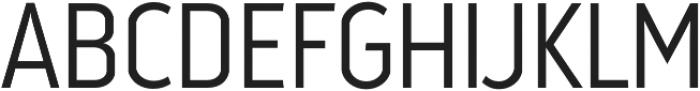Good News Sans Light otf (300) Font UPPERCASE