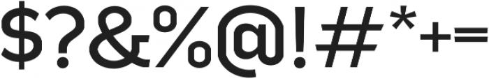 Good News Sans Regular Extended otf (400) Font OTHER CHARS