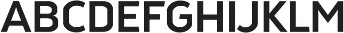 Good News Sans SemiBold Extended otf (600) Font UPPERCASE