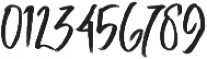 Good Night otf (400) Font OTHER CHARS