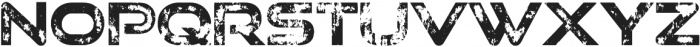 Good Times Bad Times otf (400) Font UPPERCASE