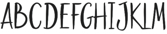 Goodies Alt2 otf (400) Font LOWERCASE