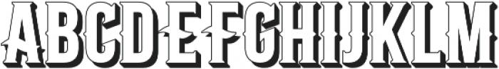 Goodwyn otf (400) Font UPPERCASE