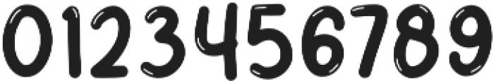 Googlynes otf (400) Font OTHER CHARS