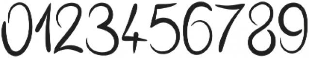 Gottfrid Regular otf (400) Font OTHER CHARS