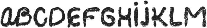 goldish otf (400) Font LOWERCASE