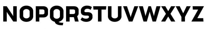 Good News Sans Bold Extended Font UPPERCASE