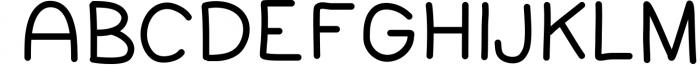 Going Camping - A Handwritten Font Font UPPERCASE